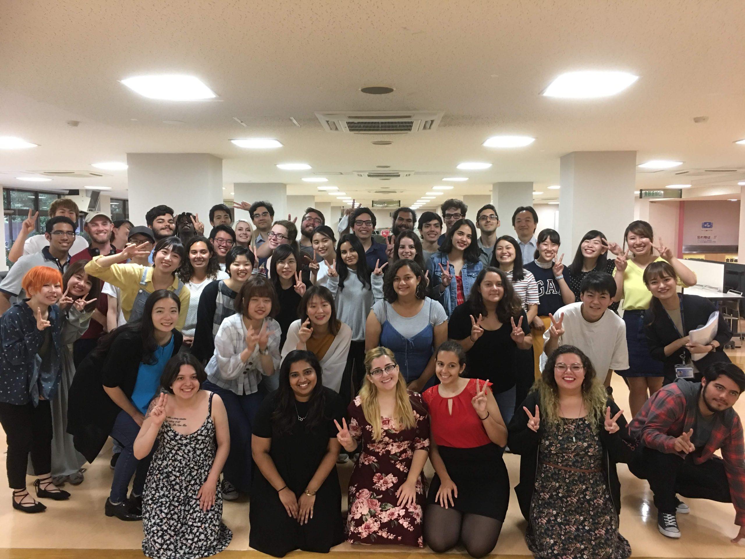 2022 Ritsumeikan Summer Japnese Program 2 (RSJP2)